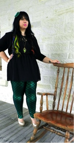 Mermaid leggings | SHOP EMERALD CITY